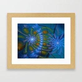 Widow Creek Framed Art Print