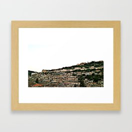 Belvedere Today Framed Art Print