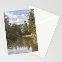 Early Autumn Reflections Stationery Cards