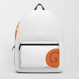 Snails Are Awesome Snail Lovers Backpack