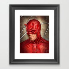 Daredevil Framed Art Print