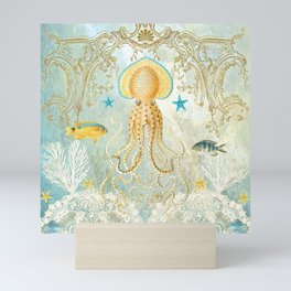 Octopus Mini Art Print