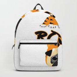 Pug Tiger Backpack