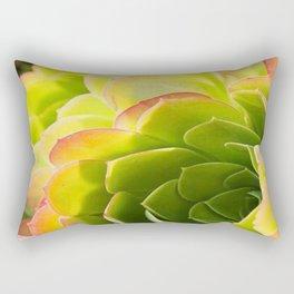 BEAUTIFUL SUCCULENT Rectangular Pillow