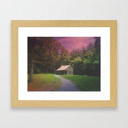 Smith House Framed Art Print