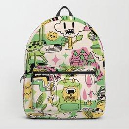 Memory Junk Backpack