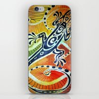 lizard iPhone & iPod Skins featuring Lizard by Viktor Macháček
