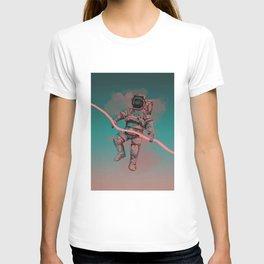 Fallen astronaut T-shirt