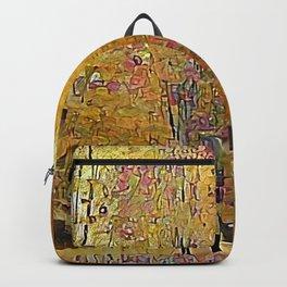 Klimt Trees Backpack