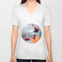 Fall Berries Unisex V-Neck