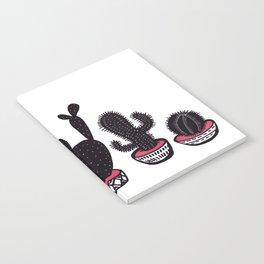 cactus row Notebook