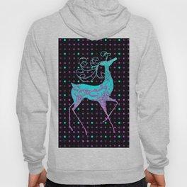 Deer REINDEER BLUE Hoody
