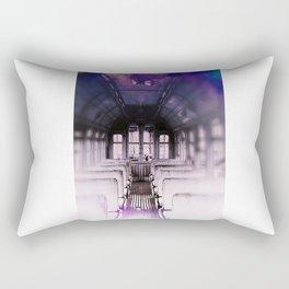 The Wonder Trolley Rectangular Pillow