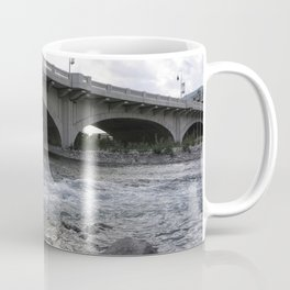 10th St Wave Coffee Mug