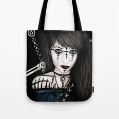 Voices in the Dark Tote Bag