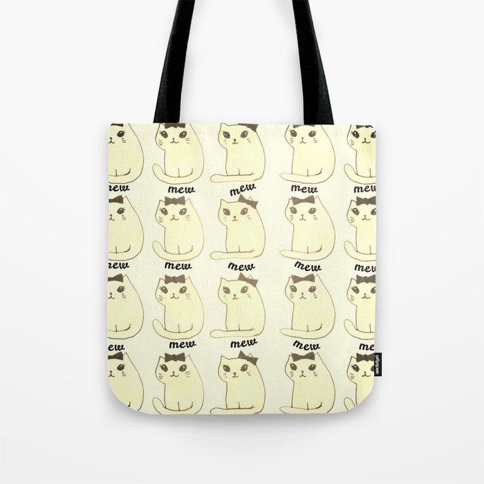 cats-171 Tote Bag