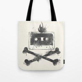 rock mixtape Tote Bag