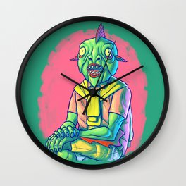 Thinking Of Buying Or Selling A Home?  Call Gilbert Merman Today! Wall Clock