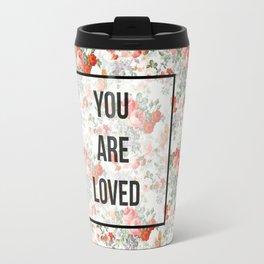 You are loved. Travel Mug