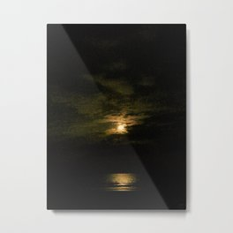 Dark moonlight Metal Print