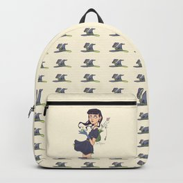 Apothecary Witch Backpack