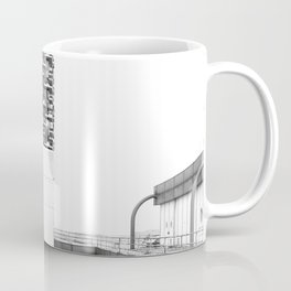 Architecture of Impossible_Spread Pavia Coffee Mug