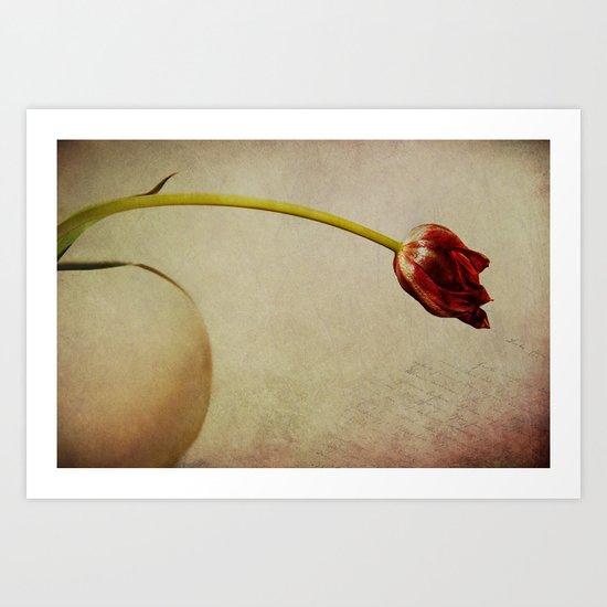 poesia Art Print