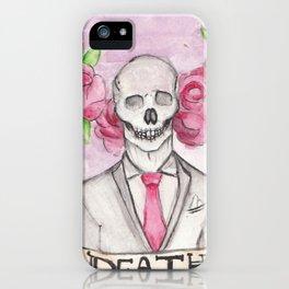Pale Rider iPhone Case