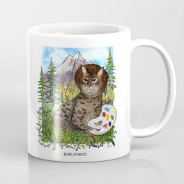 Bobcat Ross Coffee Mug