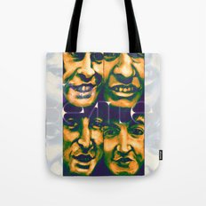 The Scarabs Tote Bag