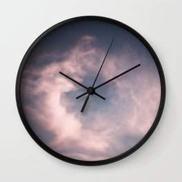 ...Hollow... Wall Clock