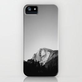 Yosemite National Park IX iPhone Case