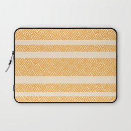 Marbled Pattern (sunglow yellow) Laptop Sleeve