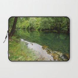 The Green Kingdom Laptop Sleeve