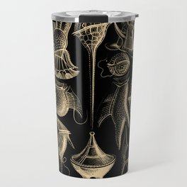 """""""Peridinea"""" from """"Art Forms of Nature"""" by Ernst Haeckel Travel Mug"""