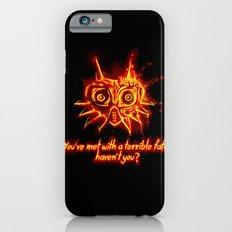 Majora's Mask Fire iPhone 6s Slim Case