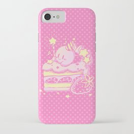 Kirby Cake iPhone Case