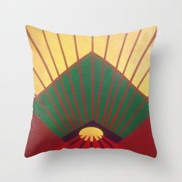 Super Zero Throw Pillow