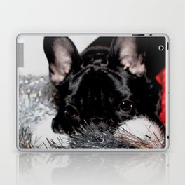 Xmas Frenchie I Laptop & iPad Skin