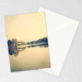 Lake Herrick- Athens, GA Stationery Cards