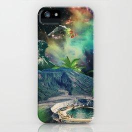 Nicaragua iPhone Case