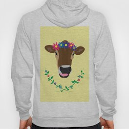 Spring Cow Hoody