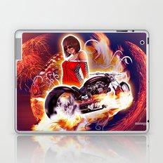 Moto7 Laptop & iPad Skin