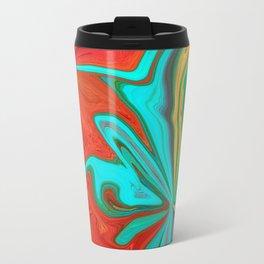 Colorful & Wonderful Travel Mug