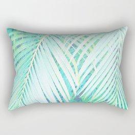 palm fronds Rectangular Pillow