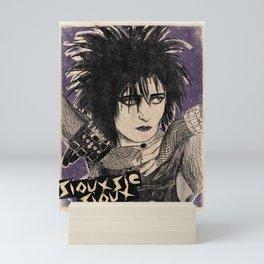Siouxsie Sioux Mini Art Print