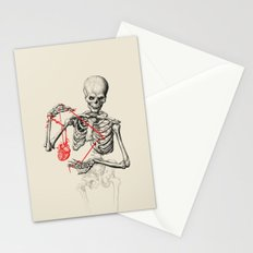 I need a heart to feel complete Stationery Cards