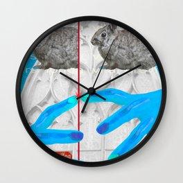 Iconoclast Wall Clock
