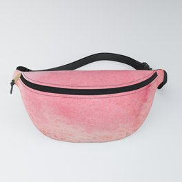 150306 Abstract Watercolor An Imperfect Circle 21 Fanny Pack