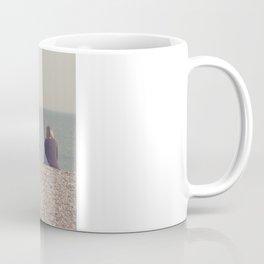 watching, waiting, dying inside... Coffee Mug